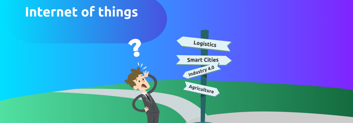 internet of thinfs, IoT, Sigfox, Smart Cities, Industry,